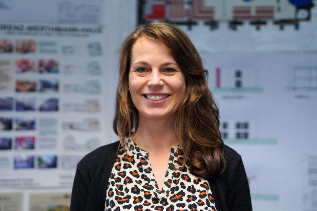 Dipl.-Ing. (FH) Architektin Judith Zerbs